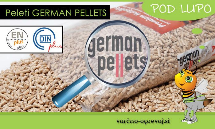 German Pellets Naslovna