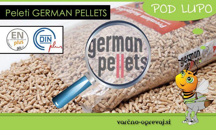 German Pellets Naslovna
