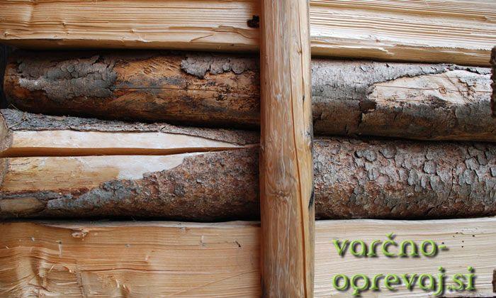Pravilna priprava drv Naslovna
