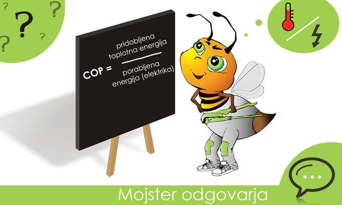 COP-število