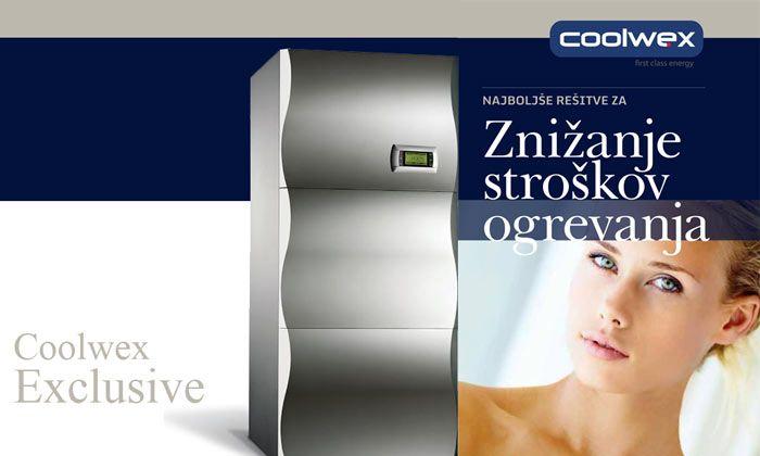 Coolwex Exclusive 1400 eur prihranka