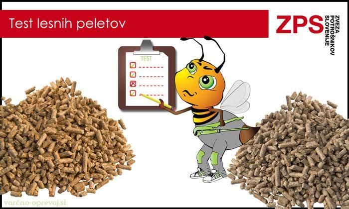 Test peletov 2014 - Zveza potrošnikov Slovenije