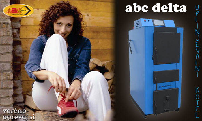 ABC Delta uplinjevalni kotel