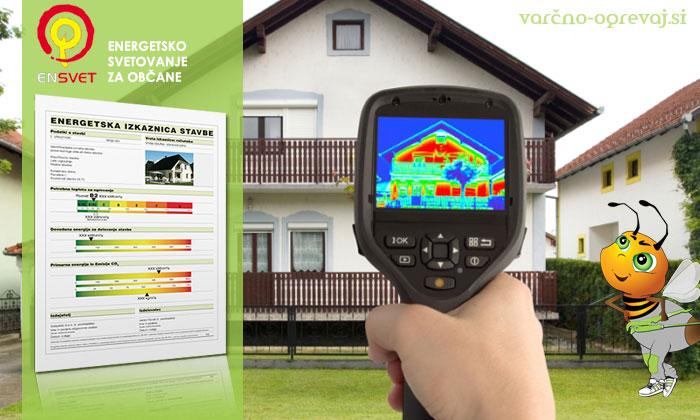 Energijska učinkovitost pri novogradnjah in prenovi stavb