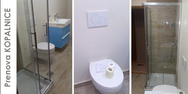 Prenova kopalnice Reference varčno-ogrevaj.si | Rapport d.o.o.