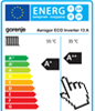 Energetska izkaznica Aerogor Eco Inverter