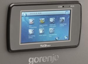 Gorenje Touch screen Aerogor Eco Inverter