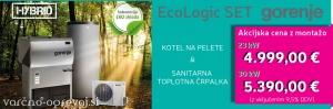 Gorenje Ecologic set