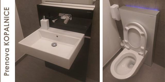 Prenova - adaptacija kopalnice varčno-ogrevaj.si | Rapport d.o.o.