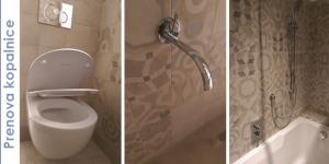 Prenova - adaptacija kopalnice varčno-ogrevaj.si   Rapport d.o.o.