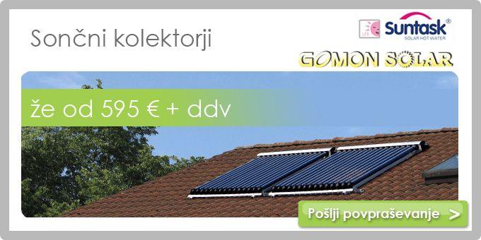 Sončni kolektorji