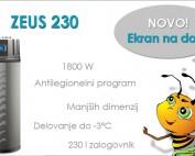 Orca ZSW ZEUS 230 sanitarna toplotna črpalka