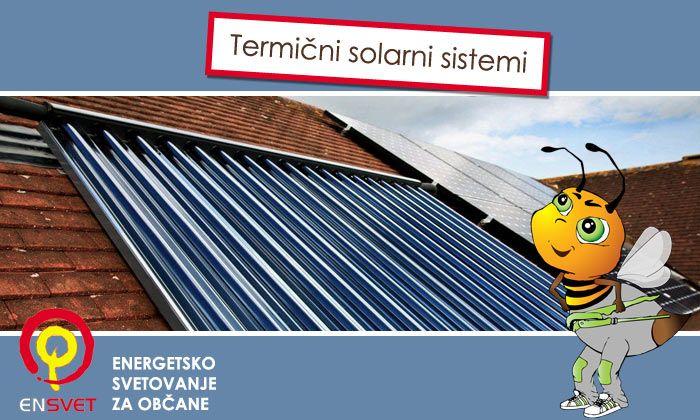 Termični solarni sistemi SSE