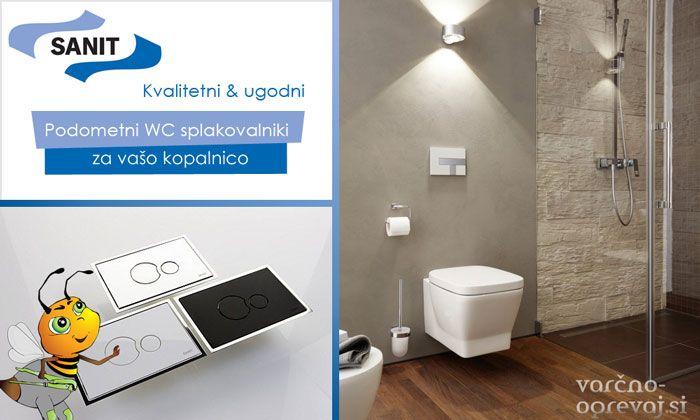 Sanit podometni elementi za kopalnico