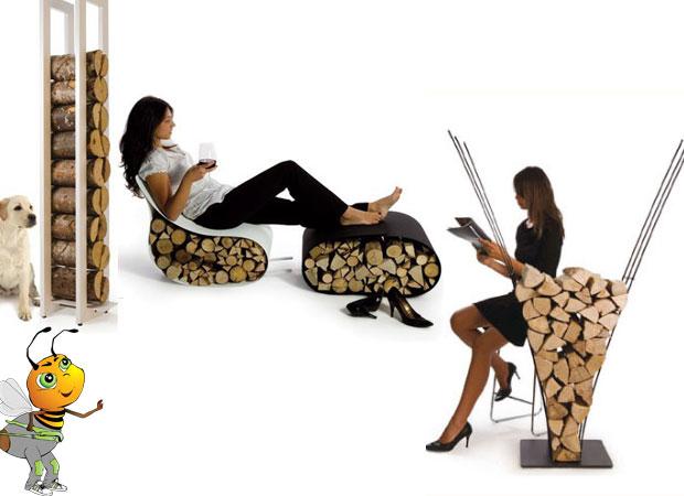 Dekorativna hramba drv