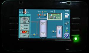 Centrometal BioTec L modul - regulacija