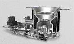 BioWIN 2 Gorilnik iz nerjavečega jekla