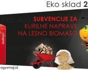 Eko sklad 2015 za kotle na lesno biomaso