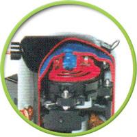 Posebej za toplotne črpalke razvit visokoučinkovit kompresor scroll serije ZH.