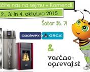 Jesenski Sejem Komenda oktober 2015