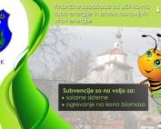 Kamnik - občinske subvencije za vgradnjo solarnega sistema ali kurilne naprave na lesno biomaso