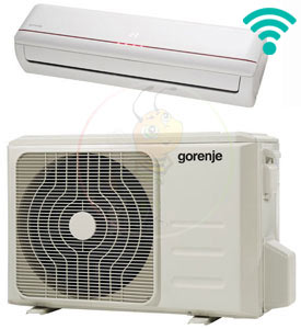Gorenje klimatska naprava Eco Super I-Inverter Nordic type