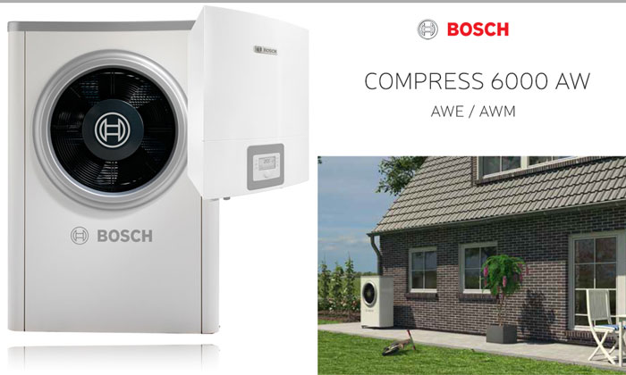 BOSCH COMPRES 6000 AW AWE in AWM / AWMS