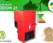 Biodom 21 kotel na pelete
